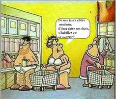 Humour Vie chère: Les temps sont devenus durs