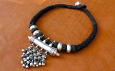 Rajasthani silver jewellry