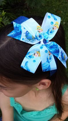 Hey, I found this really awesome Etsy listing at https://www.etsy.com/listing/227490954/cinderella-glitter-headband-with