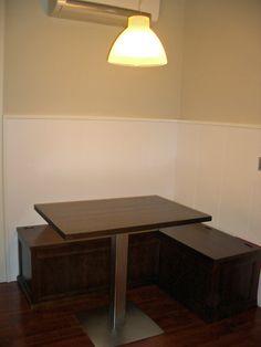 Rinconera y banco de cocina | Bancos y mesas cocina | BANCO RINCON ...