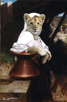 Animal Renaissance 10 - Worth1000 Contests
