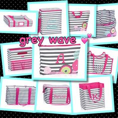 .Grey Wave ~ new for Spring 2015 www.mythirtyone.com/loristarling #jointeamstarling