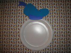 Donald Duck DIY Plate Kit Set of 10 by kandu001 on Etsy, $10.00