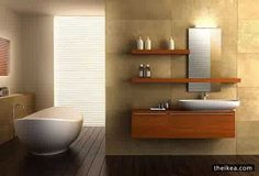 Bathroom Minimalist Ideas Basic Layout Decorations - http://www.theikea.com/ikea-wall-decor-ideas/bathroom-minimalist-ideas-basic-layout-decorations.html