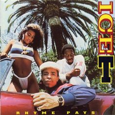 Ice-T: Rhyme Pays