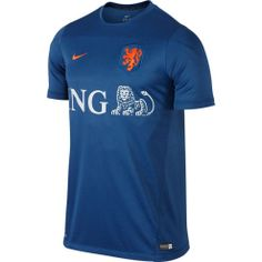 Nike Nederlands Elftal Trainingsshirt Kids | Voetbalschoenshop