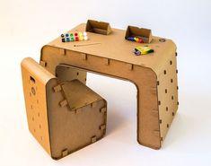 5 Amazing Kids' Cardboard Furniture Pieces – Vurni