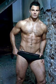 David Shillington, Australian Rugby Player, Gods of Football Calendar