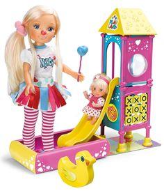 Nancy - Parque infantil (Famosa 700010614): Amazon.es: Juguetes y juegos