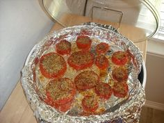 Facebook friend Gay R. shared this amazing recipe for Baked Parmesan Tomatoes! Check it out!