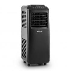 Pure Blizzard 3 Air Conditioner 7000 BTU Black - The Klarstein Pure Blizzard 3 air conditioner offers clear, cooled air on hot summer days and, thanks to the fan and dehumidifier, ensures Air Conditioning Companies, Air Conditioning System, Cooling Unit, Heating And Cooling, Mobile Air Conditioner, Double Sided Velcro, Best Humidifier, Window Seal, Window Unit