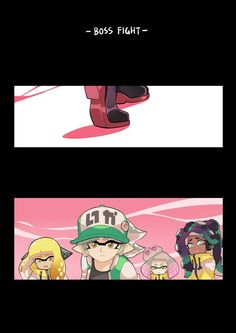 Splatoon 2 search for Callie