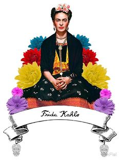 Frida Kahlo Artwork, Frida Kahlo T Shirt, Frida Kahlo Tattoos, Kahlo Paintings, Freida Kahlo, My Muse, Sell Your Art, Snug, Chiffon Tops