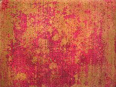8x10 Modern Mamluk in an explosion of colors at Nomad Rugs of San Francisco