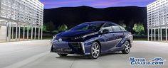 Éxito de ventas del Toyota Mirai, el primer vehículo de pila de hidrógeno.