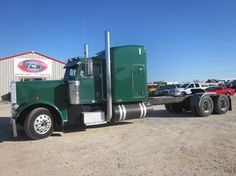 "THIS UNIT HAS BEEN SOLD! ► 1999 Peterbilt 379 W/ 60"" Sleeper  ► LINK: http://www.truckcs.com/Available-Trucks-(1)/All-Trucks-for-Sale/XD487932.aspx"