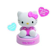 Mini veilleuse Hello Kitty 3D ref 87
