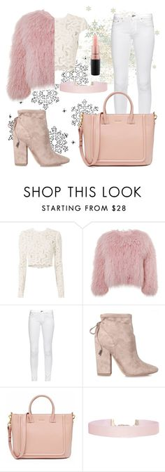 """Baby pink 💗"" by neacamilla ❤ liked on Polyvore featuring A.L.C., Charlotte Simone, rag & bone, Kendall + Kylie, Humble Chic and MAC Cosmetics"