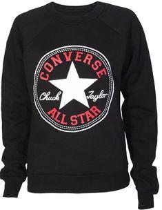 Converse crew-neck sweatshirt