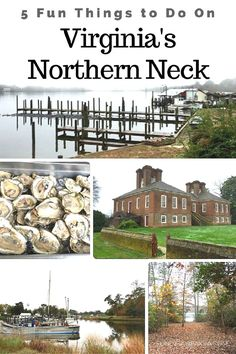 5 Fun Things to Do on Virginia's Northern Neck- 5 Fun Things to Do on Virginia's Northern Neck Rich history and nature, small town beauty, and delicious local foods make Virginia& Northern Neck an ideal weekend getaway, just 2 hours from the DC area. Weekend Getaways Near Me, Weekend Trips, Day Trips, Long Weekend, Vacation Trips, Vacation Ideas, Virginia Is For Lovers, Usa Tumblr, Local Attractions