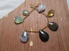 Full Strand Multi Gemstone Genuine  Beads  ,100% Natural(D4105) ,At Factory Price by JaiVyavsayBeads on Etsy
