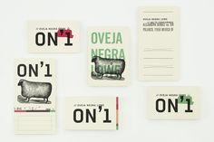 OVEJA NEGRA LOWE by Blok Design , via Behance