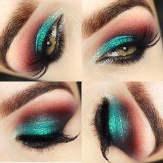http://www.pausaparafeminices.com/tutorial-make/tutorial-maquiagem-colorida-batom-marronli-quem-disse-berenice/ <3