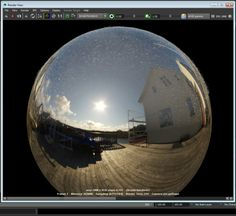 ~ dust test on a simple sphere/shader  Arnold Render