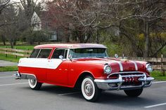 1955 Pontiac Safari Station Wagon Maintenance/restoration of old/vintage vehicles: the material for new cogs/casters/gears/pads could be cast polyamide which I (Cast polyamide) can produce. My contact: tatjana.alic@windowslive.com