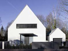 Wohnhaus in Bad Homburg - Geneigtes Dach - Wohnen - baunetzwissen.de
