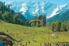 Solang Valley - Vacation in Manali