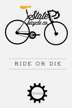 "Final update.  Thought I'd give the ""State Bicycle Co."" Poster contest a go! Let me know what you think?"