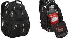 3SwissGear Travel Gear ScanSmart #Backpack #1900 Review