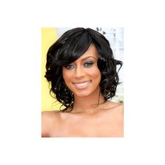 Keri Hilson ❤ liked on Polyvore featuring hairstyles and hair