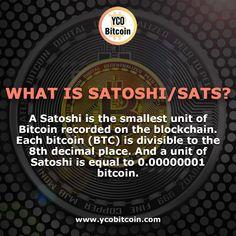 bitcoin sats)