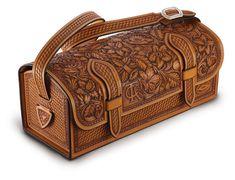 Amazing bag from Pedrini Saddle