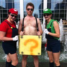 Best costume winners in CitySolve Urban Race Dallas! Woot! Woot!