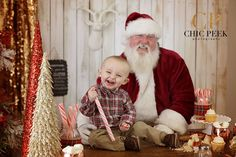 Baking with Santa Sessions