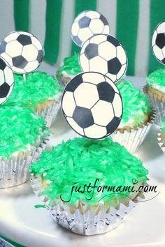 Ideas para fiesta de Futbol Soccer