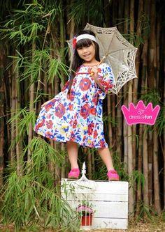 flower dress Flower Dresses, Harajuku, Kids Fashion, Summer Dresses, Mom, Style, Child Fashion, Summer Sundresses, Floral Dresses