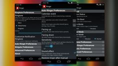 Ringer Customizes Your Phone's Ring Settings, Links to Calendar Events