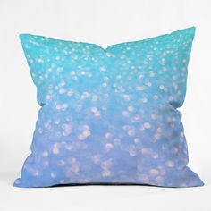 Lisa Argyropoulos Tranquil Dreams Throw Pillow | DENY Designs Home Accessories