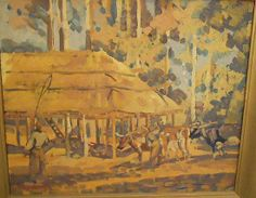 Untitled Lot197 Cannon Visit South Africa, Cannon, Painting, Art, Art Background, Painting Art, Kunst, Paintings, Performing Arts