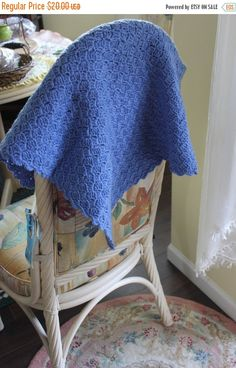 Blue Denim Baby Blanket Handmade Crochet Newborn Baby Blanket, Photography Props Blanket, Wrap Blanket, Boy blanket, car seat tent canopy by ufer on Etsy