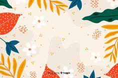 Beautiful floral paper art with butterfly vector illustation Backgrounds Wallpapers, Simple Backgrounds, Flower Backgrounds, Tumblr Backgrounds, Floral Vintage, Vintage Grunge, Vintage Logos, Retro Logos, Vintage Typography