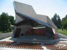 Wolkenturm Open-air Stage, the next ENTERprise | Grafenegg | Austria | MIMOA