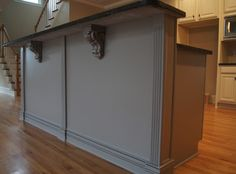 CCFF Kitchen Cabinet Finish II - traditional - kitchen - atlanta - Creative Cabinets and Faux Finishes. LLC
