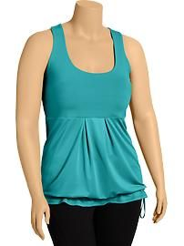 Women's Plus Old Navy Active Loose-Fit Tanks