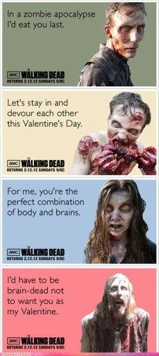 walking dead valentiness