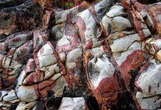 Strange Geology   Anysburg Nature Reserve, South Africa